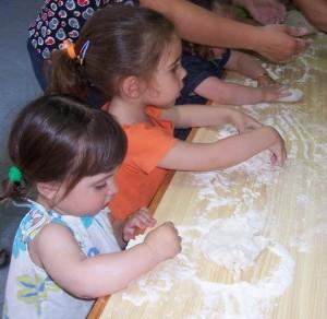 Actividades Escolares, el pan