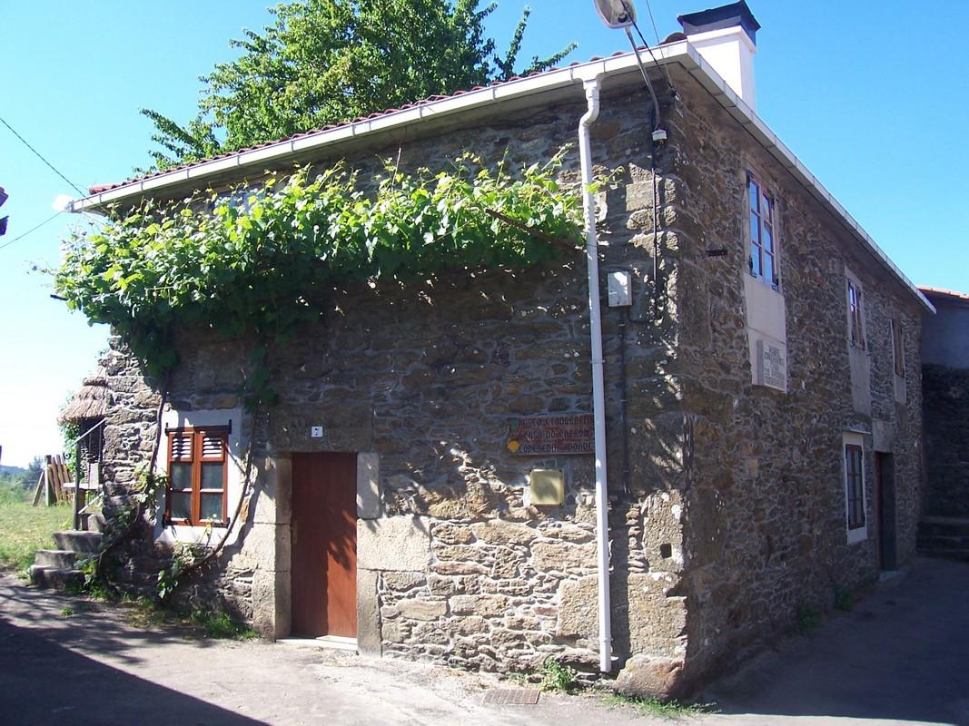 Restauraci n del patrimonio - Casas de piedra gallegas ...