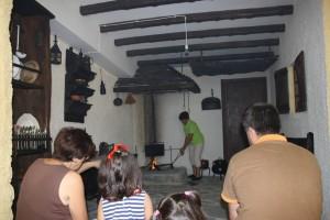 Museo Etnográfico Casas do Patrón, magosto