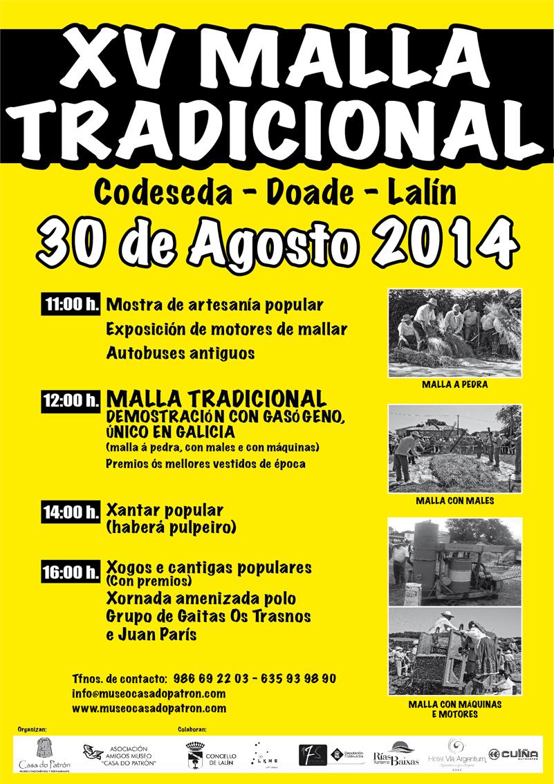 malla tradicional 2014